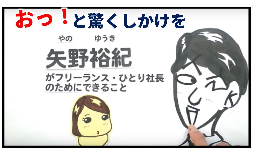 税理士さんの紹介動画のしかけを解説(BGMもスゴイ!)依頼主:矢野裕紀さま